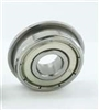 DDLF730ZZ Flanged Bearing 3x7x3 Stainless Steel Shielded Bearings