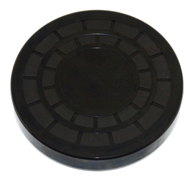 EC180x12 Nitrile Rubber End Cap Plugs Seal 180mm Outside Diameter 12mm Width