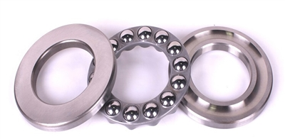 F3-8  Thrust Bearing Flat Washers Miniature 3x8x3.5