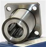 KBK25UU NB Bearing Systems 25mm Ball Bushings Linear Motion Bearings