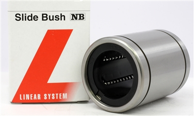 KBS10GUU NB Bearing Systems 10mm Ball Bushings Linear Motion Bearings