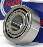 5312 Nachi Double Row Angular Contact Bearing Japan 60x130x54 Bearings