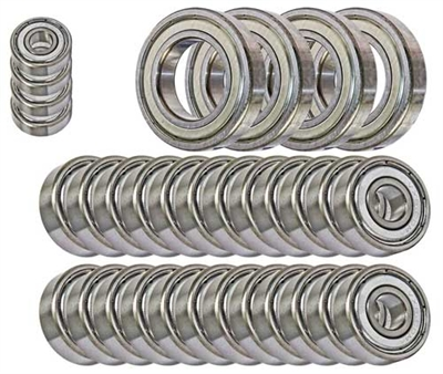 Bearing Set For Traxxas Emaxx E-Maxx