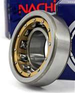 NU205MY Nachi Cylindrical Roller Bearing Japan 25x52x15 Bearings