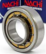 NU208MY Nachi Cylindrical Roller Bearing Japan 40x80x18 Bearings