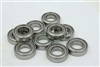 10 Ceramic Bearing 6x12x4 Stainless Steel Shielded ABEC-5 Bearings