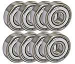 Duratrax Bearing Maximum ST/BX/MT/Pro Set(8)