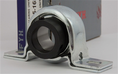 SAPP202 FYH Bearing 15mm Steel pillow type Mounted Bearings
