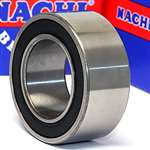 30BG5222UUS NACHI 2-Rows Auto Air Conditioning Angular Contact Bearing