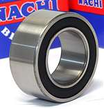 45BG07S5A1G-2DL NACHI 2-Rows Air Conditioning Bearings 45x75x32