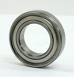 "SR188ZZ/IW5.557 Shielded Bearing 1/4""x1/2""x inch 5.557mm Bearings"