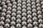 "100 Diameter Chrome Steel Bearing Balls 31/64"" G10"