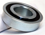 "Stamped Steel Flanged Wheel Bearing 5/8""x1 3/8"" inch"