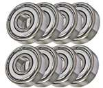 Set of 8 Team Losi Mini-T Bearing