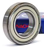 6303ZZETXMM Nachi Bearing Shielded C0 Japan 17x47x14