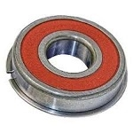 62152NSENRBXMM Nachi Bearing Sealed C3 Snap Ring 75x130x25 Bearings