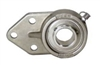"SSUCFB209-28 Flange Bracket 3 Bolt Bearing 1 3/4"" Mounted Bearings"