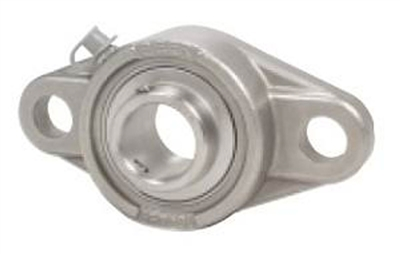 "SSUCFT211-32 Stainless Steel Flange 2 Bolt 2"" Mounted Bearing"