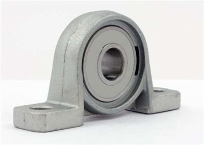 "SUCP201-8-PBT Stainless Steel Pillow Block 1/2"" Mounted Bearing"