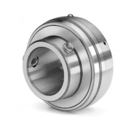 "SUC201-8 Stainless Steel Insert 1/2"" Bore Bearing"