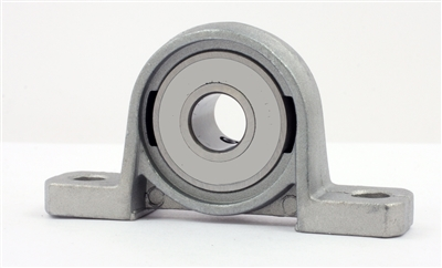 "FHSP207-23G Pillow Block Standard Shaft Height 1 7/16"" Bearing"
