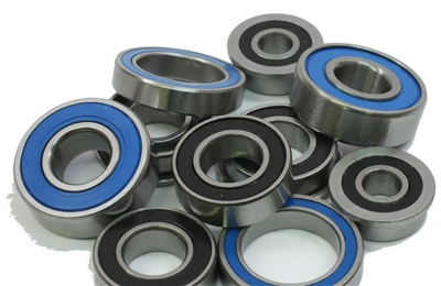 Tamiya Wild Willy 2 and Metallic Bearing set Quality RC