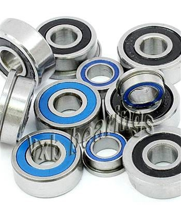 Kyosho Inferno MP9 Tk13 Buggy 1/8 OFF Road Nitro Bearing set Bearings