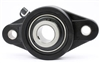 "UCNFL206-18 1 1/8"" Bearing Flanged Housing 2 Bolt Mounted Bearings"