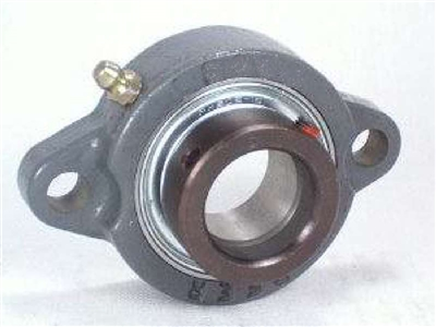 "FHSFLCTQ205-13 Bearing Flange Ductile Flush 2 Bolt 13/16"" Bearings"