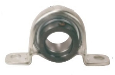 FHPPZ204-20mm-IL Pillow Block Pressed Steel 20mm Bearing