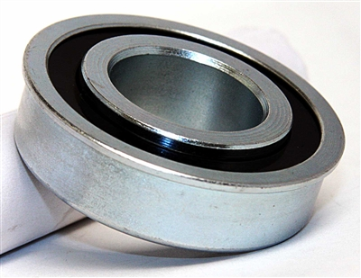 Flanged Sealed Bearing F6802-2RS 15x24x5