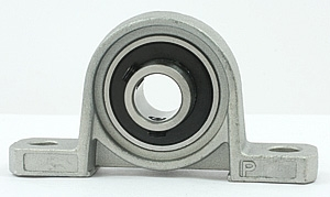 10mm Bore P000 Bearing Miniature Pillow Block Mounted Bearings