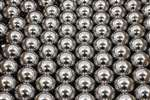 "100 3/8"" inch Diameter Nickel Plated Bearing Balls G1000"