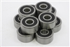 10 Go Kart Bearing (Mini Bikes) 499502H w/Snap Ring