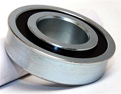 SF698-2RS Stainless Steel Flanged 8x19x6 Metric Bearing