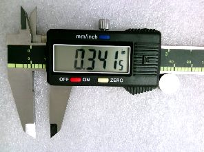 Bearing Electronic LCD Digital Vernier Caliper Measuring Tool