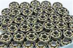 800 Skateboard/in-line/Skate Bearing Bronze Cage Sealed