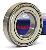 6204ZZE Nachi Bearing Shielded C3 Japan 20x47x14