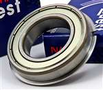 6018ZZENR Nachi Bearing Shielded C3 Snap Ring Japan 90x140x24 Bearings