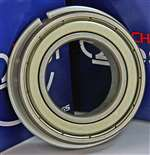6207ZZENR Nachi Bearing 35x72x17 Shielded C3 Snap Ring Japan Bearings
