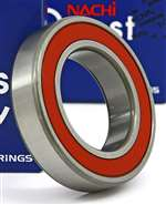 6018-2NSE Nachi Bearing Sealed C3 Japan 90x140x24