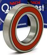 6318-2NSE Nachi Bearing Sealed C3 Japan 90x190x43