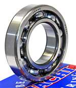 6010 Nachi Bearing Open C3 Japan 50x80x16