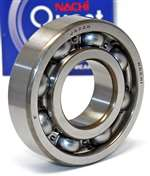 6206 Nachi Bearing Open C3 Japan 30x62x16