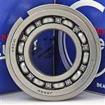 6004NR Nachi Bearing 20x42x12:Open:C3:Snap Ring:Japan
