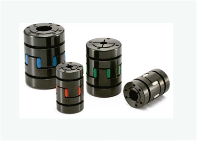 NBK Japan MJB-65-EGR 25mm to 32mm Jaw-type Flexible Coupling