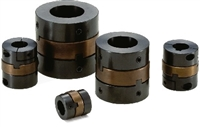NBK Japan MOM-38-10-20 10mm to 20mm Oldham Type Coupling