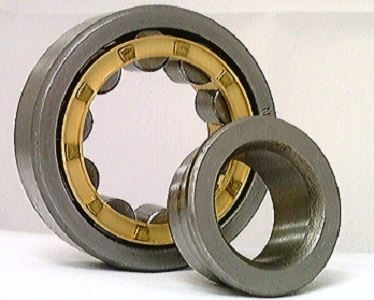 NJ316M Cylindrical Bearing 80x170x39 Bronze Cage Bearings