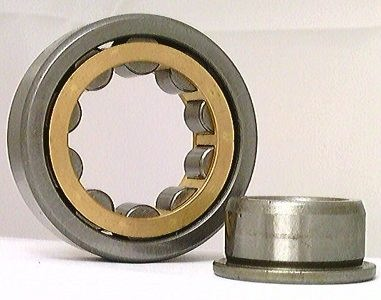 NJ322M Cylindrical Roller Bearing Bronze Cage 110x240x50 Cylindrical Bearings