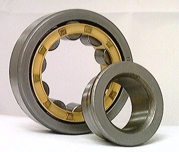 NJ332M Cylindrical Bearing 160x340x68 Large Bearings